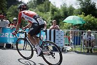 Greg Henderson (NZL/Lotto-Soudal)<br /> <br /> Stage 18 (ITT) - Sallanches › Megève (17km)<br /> 103rd Tour de France 2016