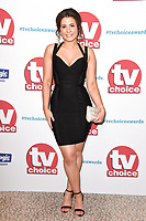 Jasmine Armfield<br /> arriving for the TV Choice Awards 2017 at The Dorchester Hotel, London. <br /> <br /> <br /> ©Ash Knotek  D3303  04/09/2017