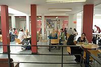 London Metropolitan University, Graduate Centre Cafe.