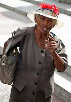 Street scene. Santiago del Cuba. 8-12-11