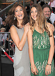 Teri Hatcher and daughter at Walt Disney Pictures Premiere of Pirates of the Caribbean : On Stranger Tides held at Disneyland in Anaheim, California on May 07,2011                                                                               © 2010 Hollywood Press Agency