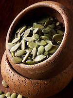 Pumpkin seed - Stock Photos
