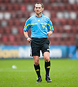 REFEREE STEVIE O'REILLY