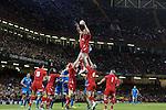 Wales v Italy 0214