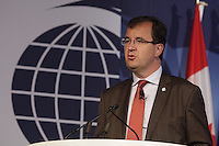 Bertrand Badre, Managing Director and Chief Financial Officer, The World Bank Group  <br /> attend the International Economic Forum of the Americas 20th Edition, from June 9-12, 2014 <br /> <br />  Photo : Agence Quebec Presse - Pierre Roussel