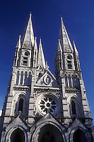 AJ0972, Europe, Republic of Ireland, Ireland, Cork, St. Finbarr's Cathedral in Cork in County Cork.
