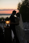 Tappan Hill May Sunset Wedding
