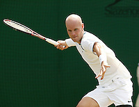 29-6-06,England, London, Wimbledon, second round match, Melle van Gemerden