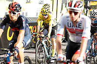 10th September 2020, Chauvigny to Sarran Correze, France; 107th Tour de France Cycling tour, stage 12;  Jumbo - Visma Roglic, Primoz Sarran in Correze