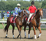 August 10, 2014: So Cal with Julien Leparoux wins a Maiden $83,000 for 2-year old fillies 5 1/2 furlongs at Saratoga Racetrack. Trainer: Steve Asmussen. Owner: Robinson, Robinson Sue Kawczynski/ESW/CSM