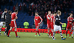 Aberdeen dejection at full time