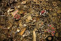 Jewellery at the Hasan Pasha Han, Diyarbakir, southeastern Turkey