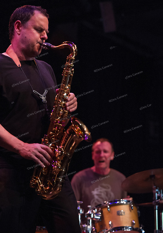 Phil Dwyer, The Bridge Project on June 23, 2014 TD Vancouver International Jazz Festival