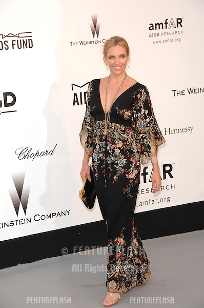 Toni Collette at amfAR's Cinema Against AIDS 2007 Gala at Le Moulin de Mougins restaurant just outside Cannes. .May 23, 2007  Cannes, France..© 2007 Paul Smith / Featureflash