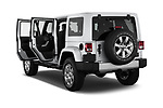 Car images of 2017 JEEP Wrangler-Unlimited Sahara 5 Door SUV Doors