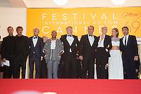 Sean Penn, Hopper Jack Penn, Zubin Cooper, Jared Harris, Jean Reno, Charlize Theron, Adele Exarchopoulos, Javier Bardem - CANNES 2016 - DESCENTE DU FILM 'THE LAST FACE'