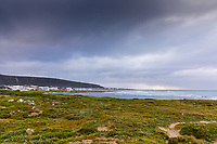 on the Garden route Cape Agulhas