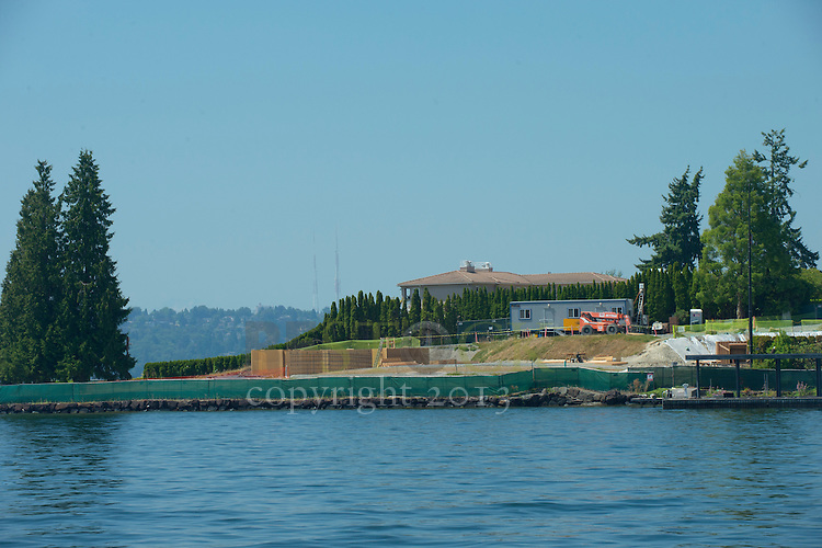 Building a New Waterfront Home