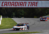 Pirelli World Challenge<br /> Victoria Day SpeedFest Weekend<br /> Canadian Tire Motorsport Park, Mosport, ON CAN Friday 19 May 2017<br /> Ryan Eversley/ Tom Dyer, Peter Kox/ Mark Wilkins<br /> World Copyright: Richard Dole/LAT Images<br /> ref: Digital Image RD_CTMP_PWC17030