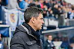 CD Leganes's coach Mauricio Pellegrino during La Liga match between CD Leganes and Real Betis Balompie at Butarque Stadium in Madrid, Spain. February 10, 2019. (ALTERPHOTOS/A. Perez Meca)