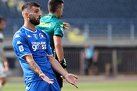 Patrick Cutrone of Empoli FC reacts during the Serie A football match between Empoli FC  and Venezia FC at Carlo Castellani stadium in Empoli (Italy), September 11th, 2021. Photo Paolo Nucci / Insidefoto