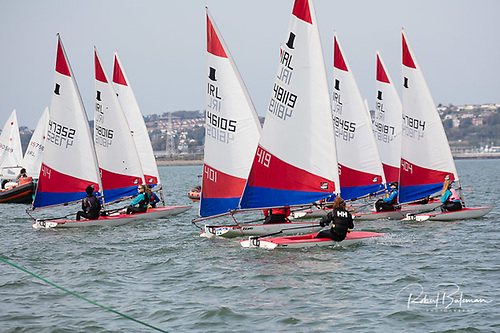 Ongoing uncertainty over when overseas travel restrictions will be lfited has led to the cancellation of the Topper World Championships in Cork Harbour