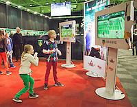 11-02-13, Tennis, Rotterdam, ABNAMROWTT, Sport Plaza