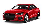 2020 Audi A3 S Line 4 Door Sedan