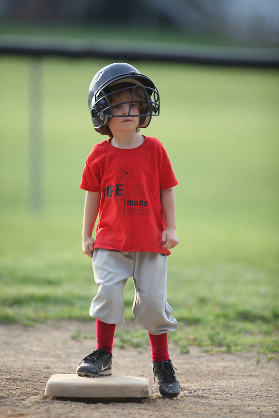 Wireless Made Simple tee ball<br /> <br /> Asher