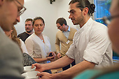 Jozef Youssef, tasting session, <br /> Kitchen Theory seminar, Maida Hill Place.