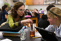 PS Intermediate School Classroom Science Diffusion 2010-11