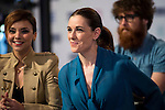 "Raquel Sanchez Silva during the presentation of the new TV program to Movistar+,  "" Likes "" at 7 y accion studios in Madrid. January 27, 2016.<br /> (ALTERPHOTOS/BorjaB.Hojas)"