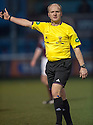 Referee Matt Northcroft.