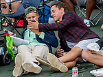 July 20, 2019 : Scenes from around the racetrack on Haskell Invitational Day at Monmouth Park Race Course in Oceanport, New Jersey. Scott Serio/Eclipse Sportswire/CSM