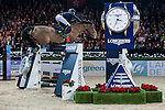 Maikel van der Vleuten of Netherlands rides VDL Groep Arera C in action at the Longines Grand Prix during the Longines Hong Kong Masters 2015 at the AsiaWorld Expo on 15 February 2015 in Hong Kong, China. Photo by Juan Flor / Power Sport Images