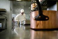 ESCF Gregoire Ferrandi Cooking School in Paris, France