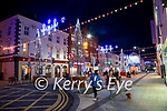 Christmas lights in Tralee.