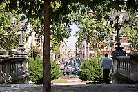 Milano, Bastioni di Porta Venezia --- Milan, bastions of Porta Venezia