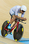 Cheung King Lok of IND competes in Men Elite - Individual Pursuit Qualifying during the Hong Kong Track Cycling National Championship 2017 on 25 March 2017 at Hong Kong Velodrome, in Hong Kong, China. Photo by Chris Wong / Power Sport Images