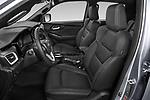 Front seat view of 2021 Isuzu D-Max V-Cross 4 Door Pick-up Front Seat  car photos