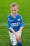 St Johnstone FC Academy Under 11's<br /> Ross Stewart<br /> Picture by Graeme Hart.<br /> Copyright Perthshire Picture Agency<br /> Tel: 01738 623350  Mobile: 07990 594431