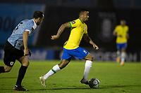 17th November 2020; Centenario Stadium, Montevideo, Uruguay; Fifa World Cup 2022 Qualifying football; Uruguay versus Brazil;  Gabriel Jesus of Brazil