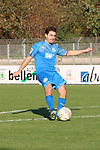 Giuseppe Burgio (Nr.13, FC Astoria Walldorf) am Ball  beim Spiel in der Regionalliga, FC Astoria Walldorf - Rot-Weiss Koblenz.<br /> <br /> Foto © PIX-Sportfotos *** Foto ist honorarpflichtig! *** Auf Anfrage in hoeherer Qualitaet/Aufloesung. Belegexemplar erbeten. Veroeffentlichung ausschliesslich fuer journalistisch-publizistische Zwecke. For editorial use only. DFL regulations prohibit any use of photographs as image sequences and/or quasi-video.