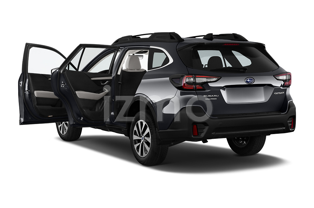 Car images of 2020 Subaru Outback Premium 5 Door Wagon Doors