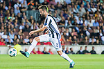 Miralem Pjanic of Juventus in action during the UEFA Champions League 2017-18 match between FC Barcelona and Juventus at Camp Nou on 12 September 2017 in Barcelona, Spain. Photo by Vicens Gimenez / Power Sport Images
