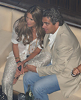 """SMG_Elle Macpherson_Jeffrey Soffer-_FLXX_Reunited_112912_01.JPG<br /> <br /> Breaking News - Elle Macpherson is jetting into Miami to be at the side of her multimillionaire former lover Jeffrey Soffer,<br /> <br /> MIAMI BEACH, FL - NOVEMBER 29:  (NY POST) Supermodel Elle Macpherson is jetting into Miami to be at the side of her multimillionaire former lover Jeffrey Soffer, after he narrowly escaped death in a holiday helicopter horror crash that killed his friend Lance Valdez.<br /> <br /> Sources tell us Macpherson, who dated the 43-year-old Florida businessman and mega-developer for more than two years before they separated in March, will arrive in the next few days to visit him as he recovers from surgery, sparking rumors they could reconcile.<br /> <br /> Soffer was traveling with four others when the chopper plunged to the ground at the upscale Baker's Bay Golf and Ocean Club on Great Guana Cay in the Abacos Island chain on Thanksgiving Day, killing Valdez, a tax lawyer and dad of three.  A source told us, """"Jeff is very shaken up and mourning the loss of his friend. Elle is landing in Miami imminently to visit him and offer her support at a very tough time.""""  on November 29, 2012 in Miami Beach, Florida.  (Photo By Storms Media Group)   <br /> <br /> People:  Elle Macpherson_Jeffrey Soffer<br /> <br /> <br /> Transmission Ref:  FLXX<br /> <br /> Must call if interested<br /> Michael Storms<br /> Storms Media Group Inc.<br /> 305-632-3400 - Cell<br /> 305-513-5783 - Fax<br /> MikeStorm@aol.com"""
