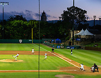 STANFORD, CA - JUNE 7: Sunken Diamond during a game between UC Irvine and Stanford Baseball at Sunken Diamond on June 7, 2021 in Stanford, California.