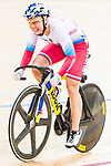 Marila Averina of Russia competes on the Women's Madison 30km Final during the 2017 UCI Track Cycling World Championships on 15 April 2017, in Hong Kong Velodrome, Hong Kong, China. Photo by Marcio Rodrigo Machado / Power Sport Images