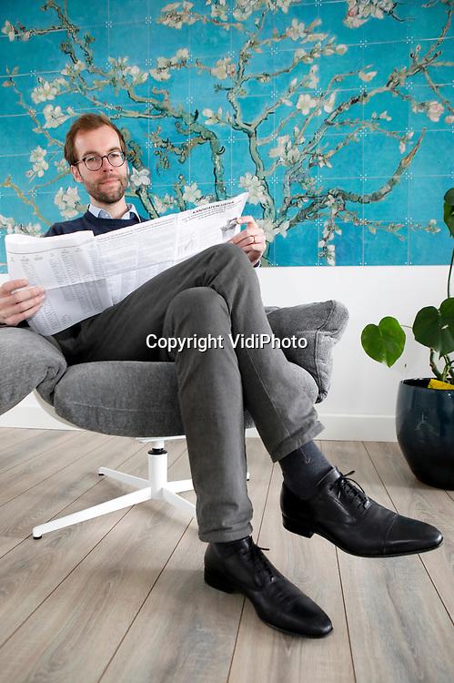 Foto: VidiPhoto<br /> <br /> ARNHEM – Universitair docent dr. J. J. L (Jeroen) Candel uit Arnhem. Candel werk op het departement maatschappijwetenschappen op de Wageningen University & Reasearch (WUR) in Wageningen. Hij houdt zich onder andere bezig met voedselbeleid, voedselzekerheid, landbouwbeleid en bestuurskunde.