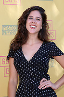 "LOS ANGELES - JUN 30:  Macarena Abad at the ""Good Boys"" Play Opening Arrivals at the Pasadena Playhouse on June 30, 2019 in Pasadena, CA"